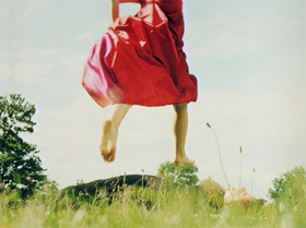 Flying_in_red_dress